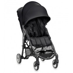 Silla City mini ZIP negra