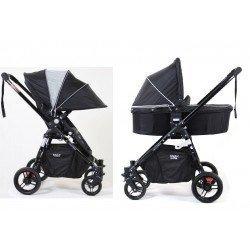 Coche Silla de paseo Valco Baby Snap Ultra - Negra