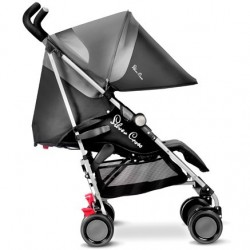 Silla POP 2  Silver Cross Black