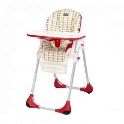 Trona CHICCO POLLY EASY Sunrise Rojo