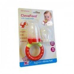 Alimentador  antiahogo de silicona ClevaFeed™