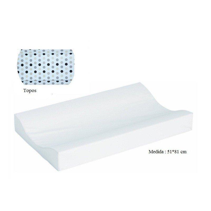 Cambiador de bañera flexible 80*50 Topos
