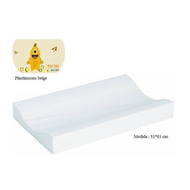 Cambiador de bañera flexible 80*50 Plastimoons beige