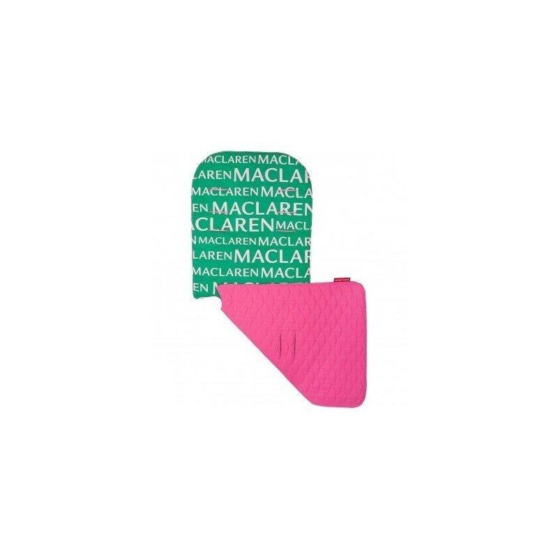 Colchoneta maclaren reversible Logoland jelly