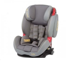 Silla de coche Be Cool Thunder Isofix lotus gris