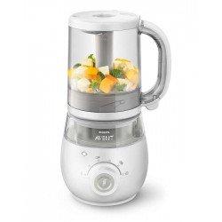 Robot de cocina Vaporera 4 en 1 Philips-Avent SCF875/02