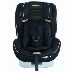 Silla de auto 1-2-3 isofix Toronto de Mondial Safe + Babyled de regalo
