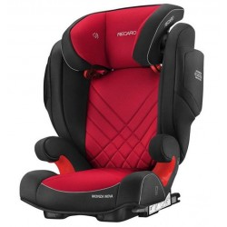 Sillas de coche Monza nova Seatfix 2017 Racing Red de Recaro