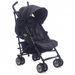Silla de paseo Mini Buggy XL midnight black