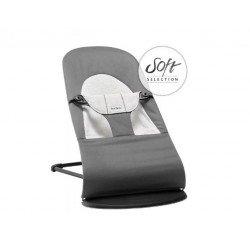 Hamaca BabyBjorn Balance Soft Selection gris-gris