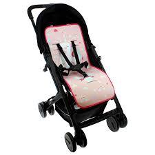 Fundas y colchonetas para sillas de paseo