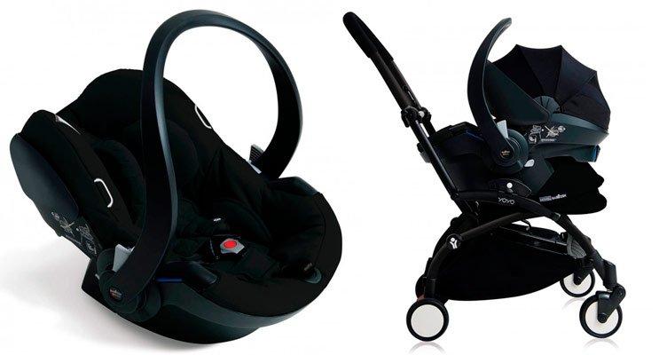 Babyzen silla de seguridad