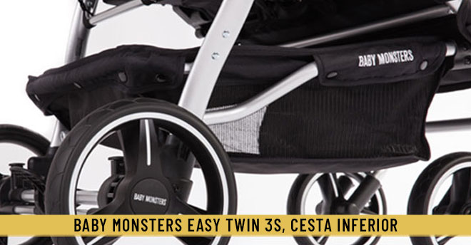 Cestilla easy twin 3s