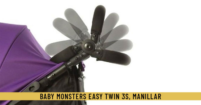 Manilla easy twin 3s