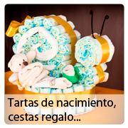 tartas de nacimiento