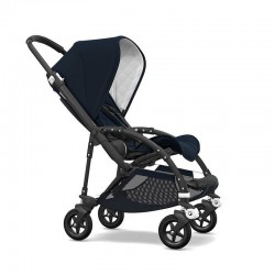 Bugaboo Bee 5 Classic Collection Negro-Azul Marino