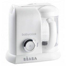 Robot de Cocina Babycoook White Silver