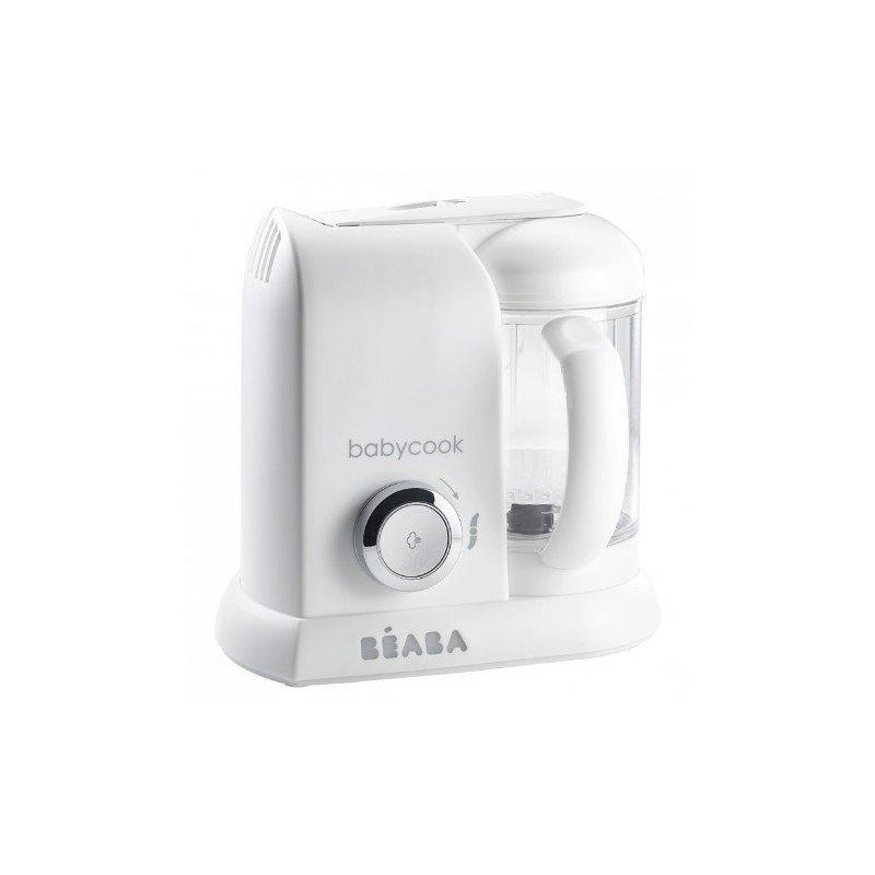 Robot de Cocina Babycook Solo White Silver