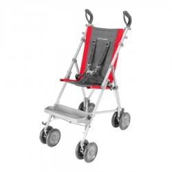 Silla MAJOR ELITE MACLAREN Cardinal/charcoal