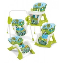 Silla 4 en 1 Fisher Price