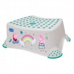 Taburete para baño Peppa Pig