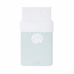 Saco Nordico Ajustable Cuna Bear Mint