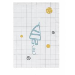 Vestidura Minicuna + Colcha Rocket