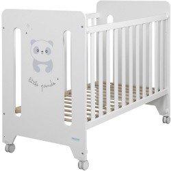 Cuna micuna Little Panda 120x60