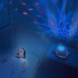 Proyector Ballena Aqua Dream