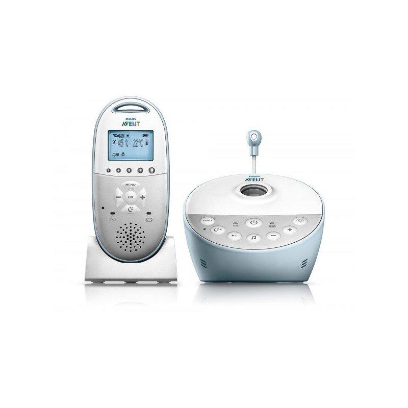Vigilabebé audio digital, Luz de estrellas Philips Avent SCD580-00