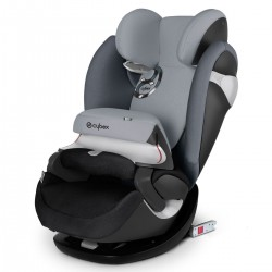Silla de coche Cybex Pallas M fix dark grey