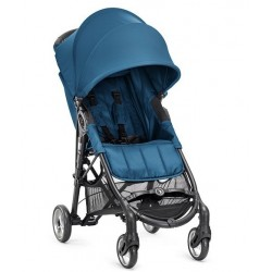 Silla City mini ZIP turquesa
