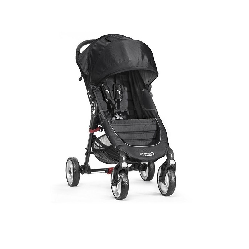 Silla City Mini 4 negro