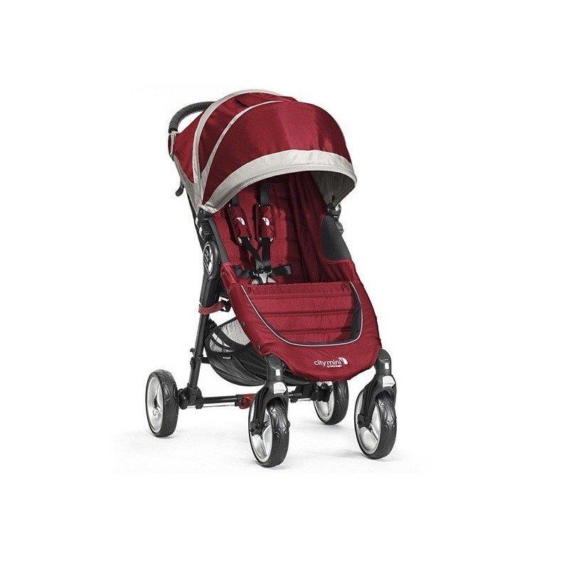 Silla City Mini 4 rojo