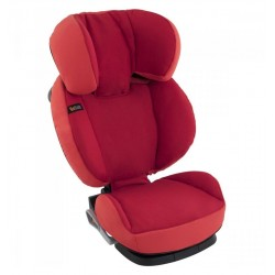 Silla de coche iZi UP X3 rubi red de BeSafe