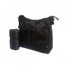 Bolso HOBO - Black two pockets