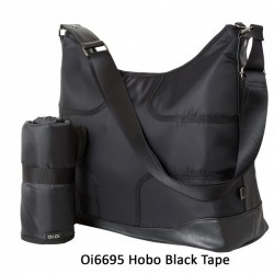 Bolso HOBO - Black Tape