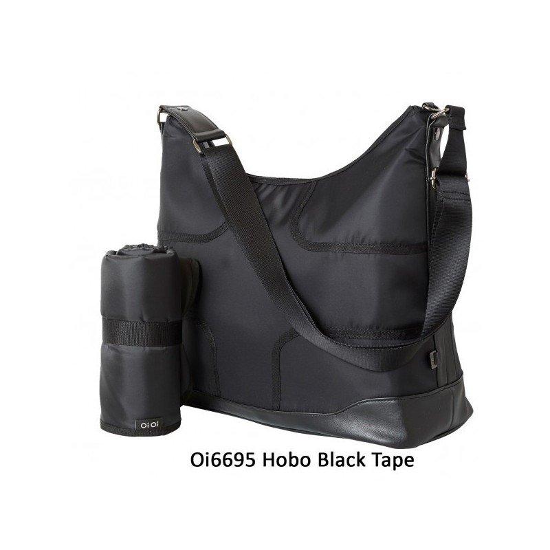 Bolso HOBO - Black Tape