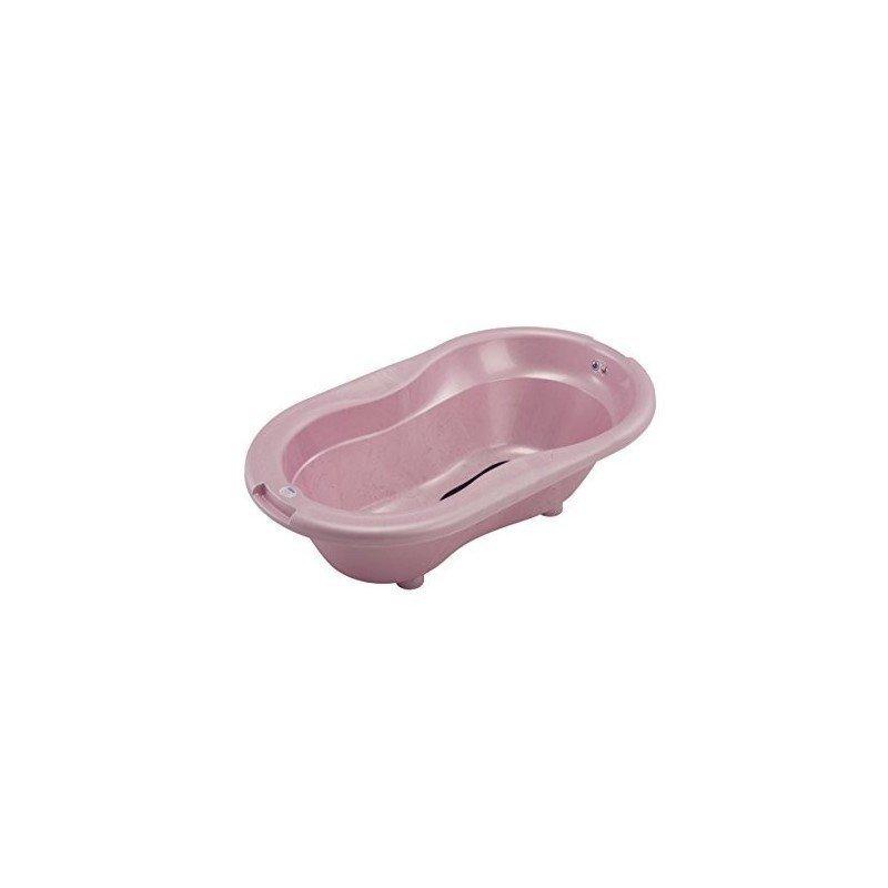 Bañera Rotho baby design rosa quarzo