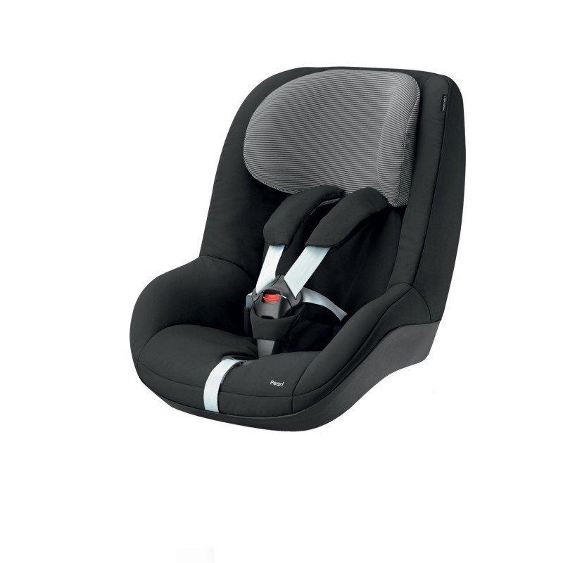 Silla de coche Pearl Nomad Black