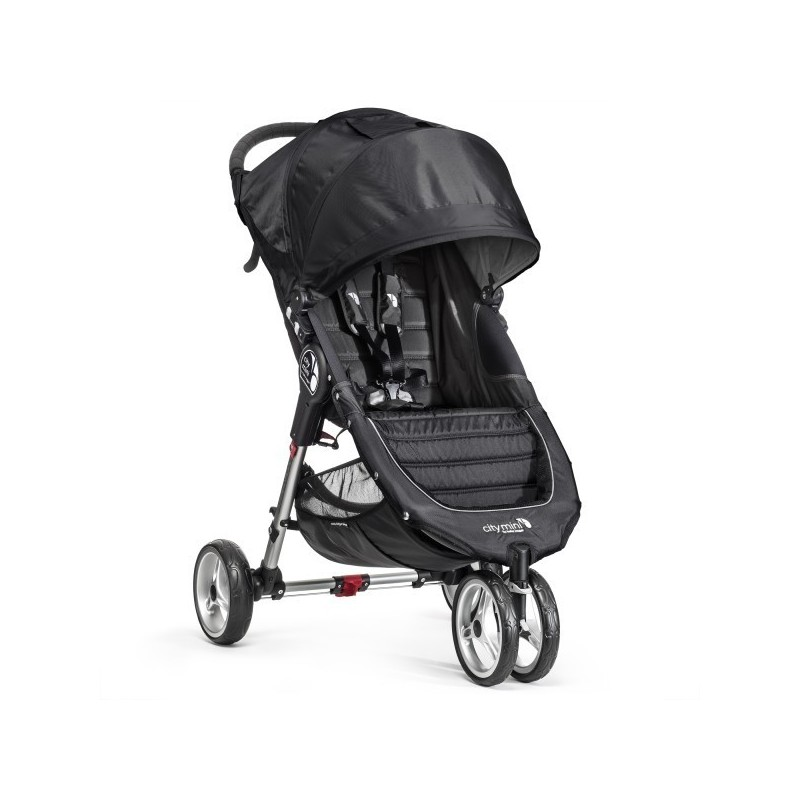 Silla City Mini 3 negro
