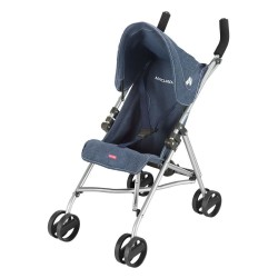 Silla Juguete Maclaren Junior Quest Denim Print