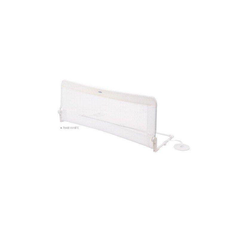 Barrera plegable de cama blanca 150 cm Olmitos
