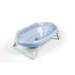 Cubeta bañera ONDA SLIM Blue BebeDue