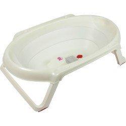 Cubeta bañera ONDA SLIM White BebeDue