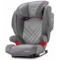 Sillas de coche Monza nova Seatfix Grey Aluminium de Recaro