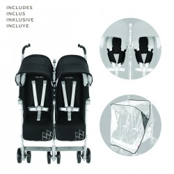 Silla Maclaren Twin Techno 2017
