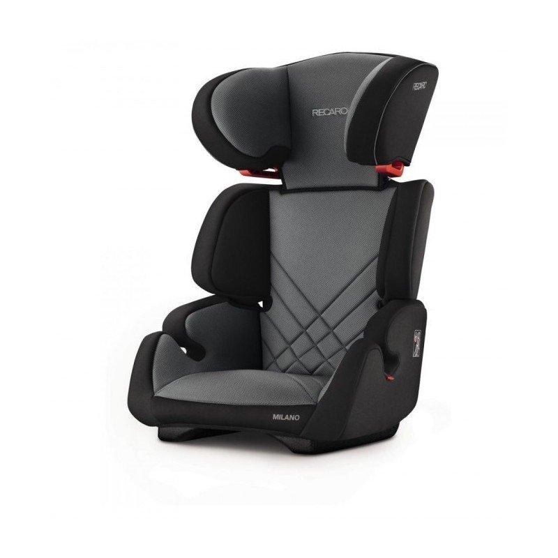 Sila seguridad coche Milano Carbon Black de Recaro