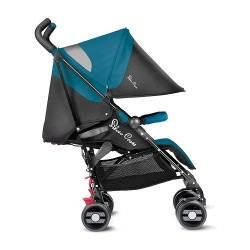 Silla Pop Star Silver Cross Black Teal