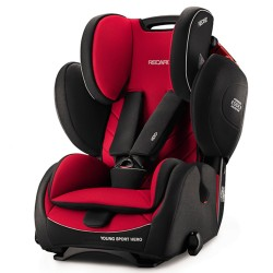 Silla de coche Recaro Young Sport Hero 2017 Red